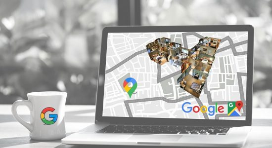 Google Maps'te 3D Gezinti