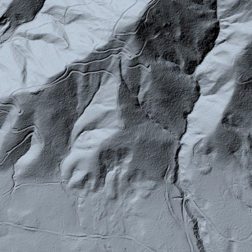 DEM (digital elevation model)